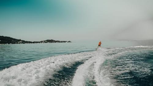 Ski nautique à Ajaccio